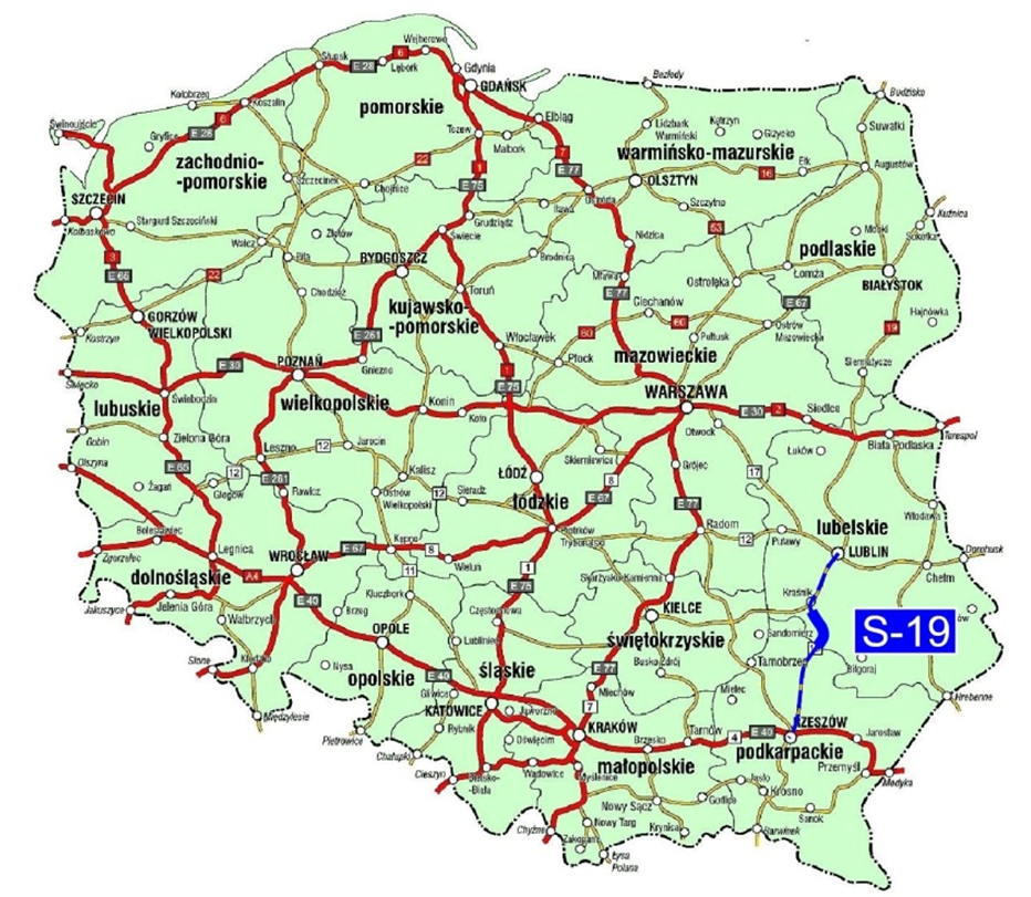 Lokalizacja S19